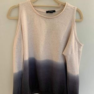 Forever 21 Two-Toned Sweater